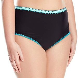 Jessica Simpson Whipstitch High Waisted Bottoms